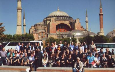 Ιερό προσκύνημα στην Αφησιά και στην Πόλη