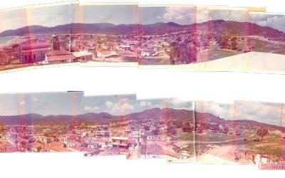 Η Σάρτη του 1973. Δύο πανοραμικές φωτογραφίες της εποχής μας δίνουν την εικόνα της πριν την μεγάλη αλλαγή…